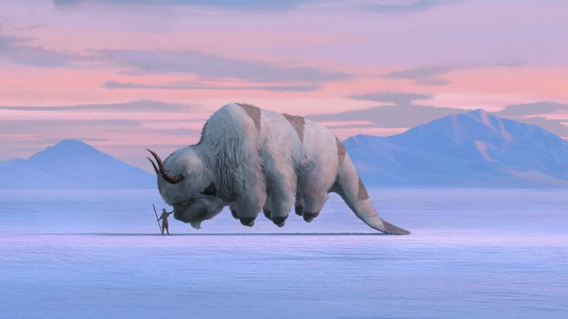 Avatar: The Last Air Bender - Netflix