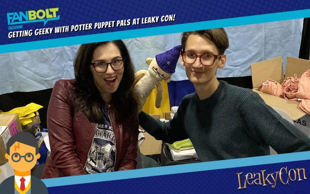 LeakyCon: Potter Puppet Pals