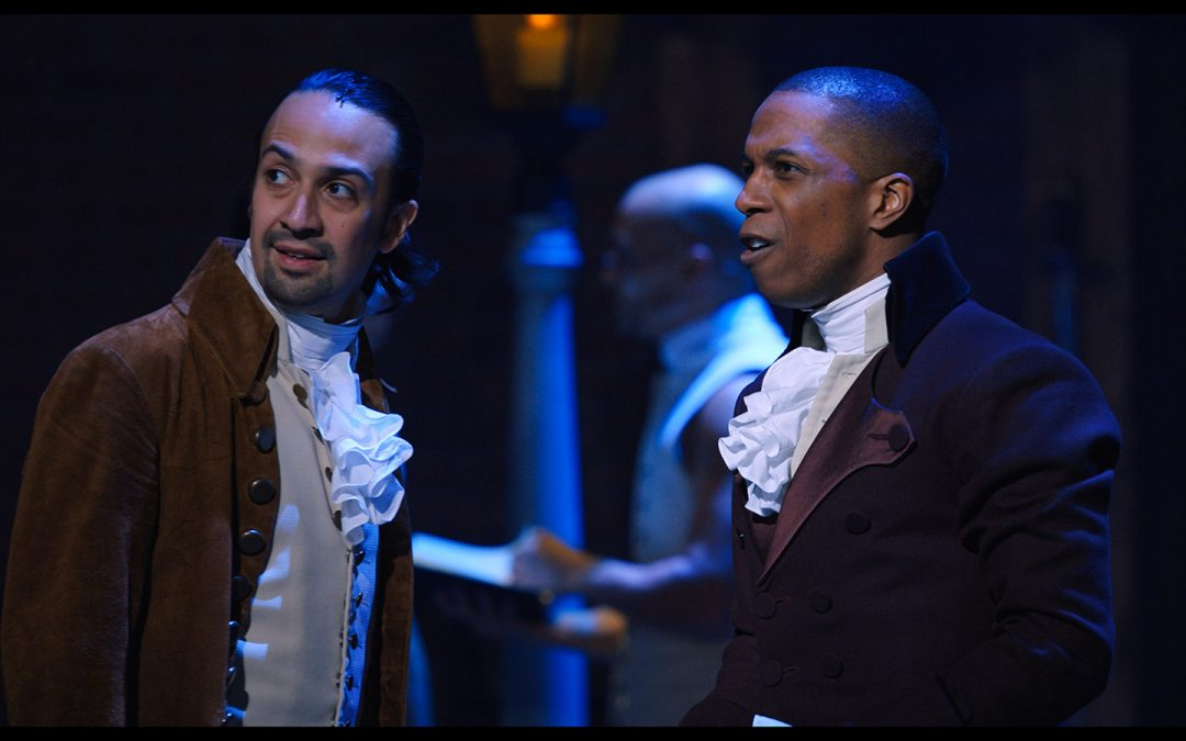Disney+ Debuts 'Hamilton' Trailer and We Have Chills!