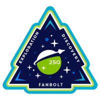 250 Posts Badge