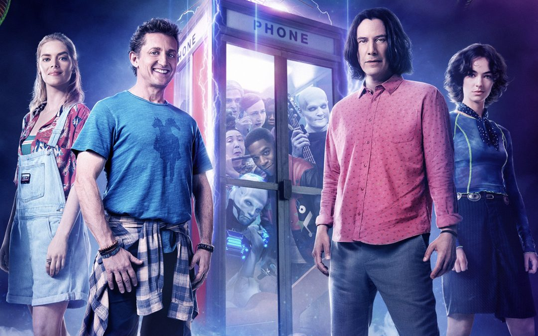 'Bill & Ted Face the Music' Trailer Released + Comic-Con Appearance