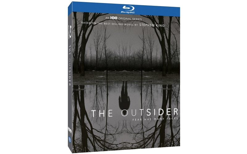 The Outsider DVD Review