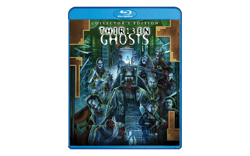 Thirteen Ghosts DVD Review