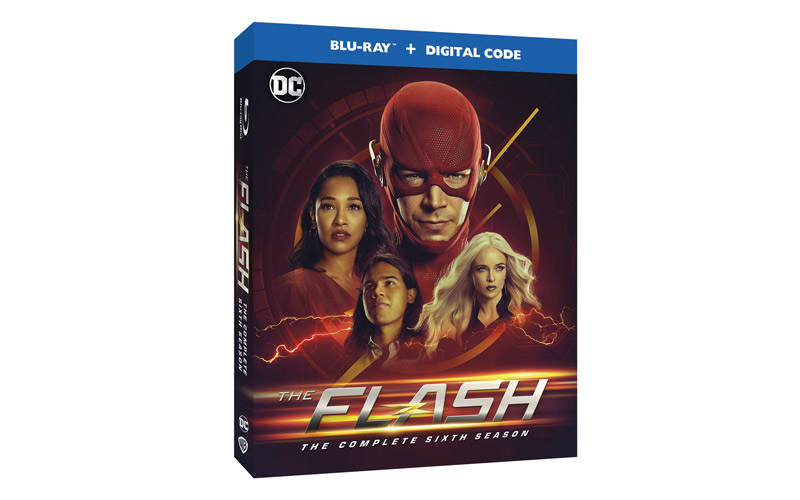 The Flash Season 6 DVD Review: Blu-Ray Review
