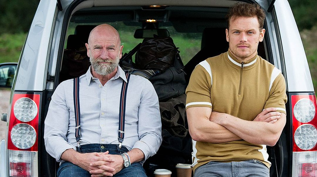 Graham McTavish Talks About His New Documentary 'Men in Kilts' & 'Clanlands' Book with Sam Heughan
