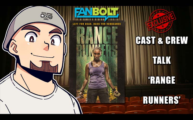 Exclusive: Talking 'Range Runners' with Philip Plowden and Devon Colwell