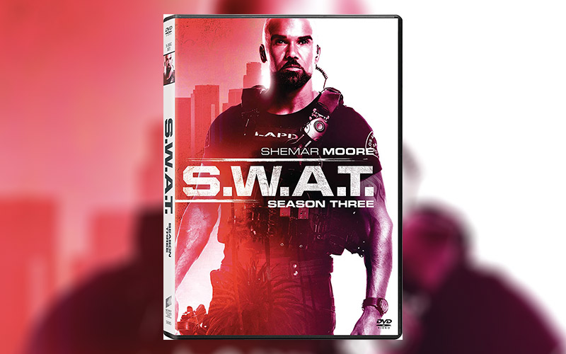 SWAT Season 3 DVD