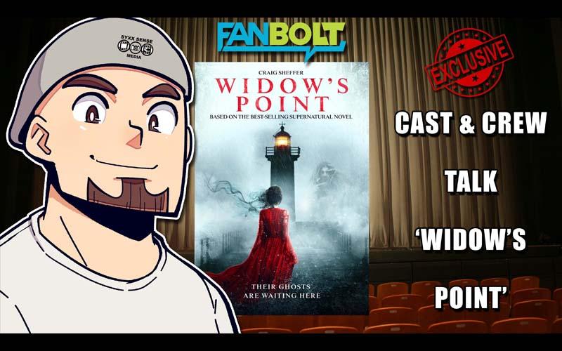 Exclusive: Cast & Crew Talk 'Widow's Point'