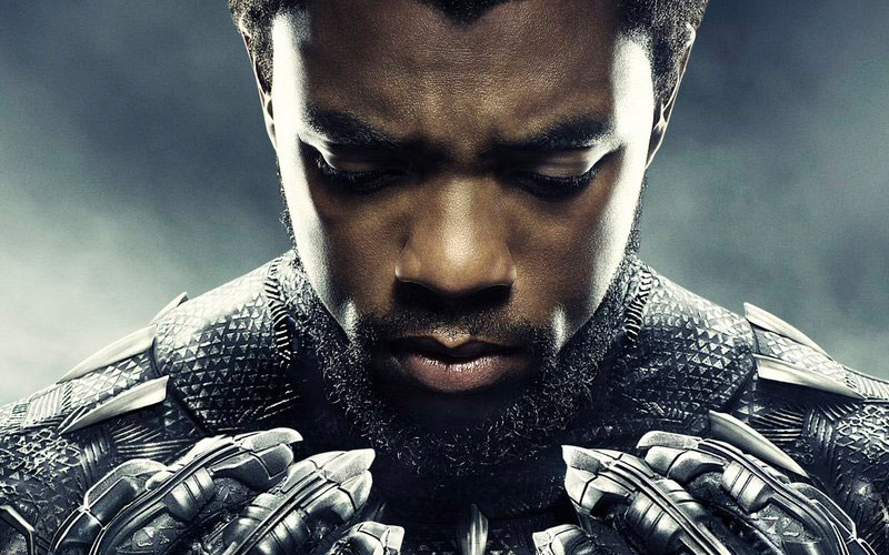 Tributes Fit for A King Pour in for Chadwick Boseman