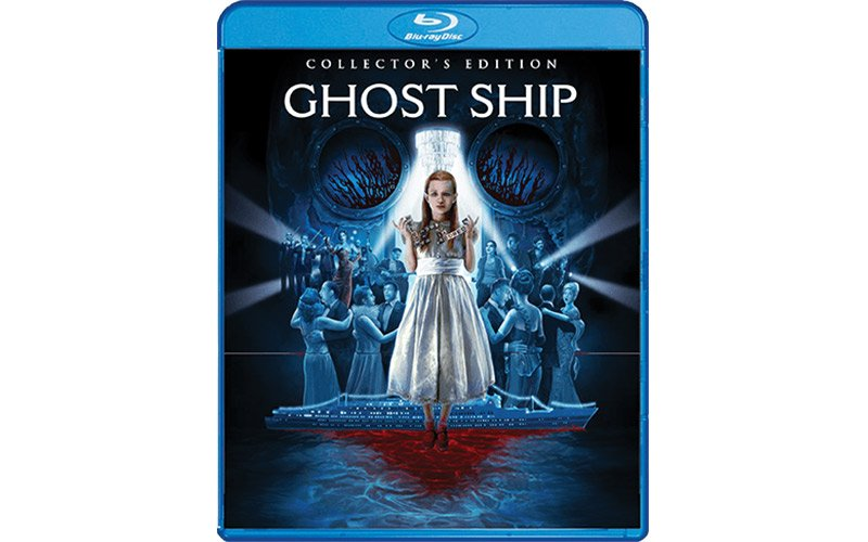 Blu-Ray Review: 'Ghost Ship' (Collector's Edition)