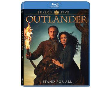 Outlander: Season 5 DVD