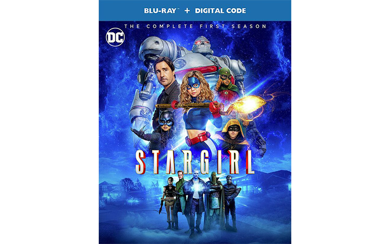 Blu-Ray Review: 'Stargirl' Season 1