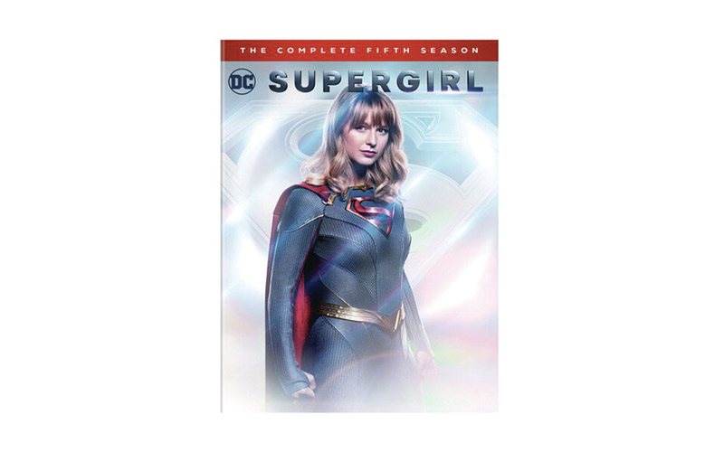 'Supergirl: The Complete Fifth Season' Blu-ray Review