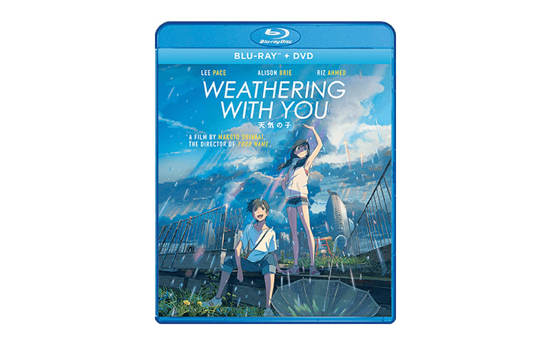 'Weathering with You' Blu-ray Review: Visually Impressive and a Powerful Metaphor