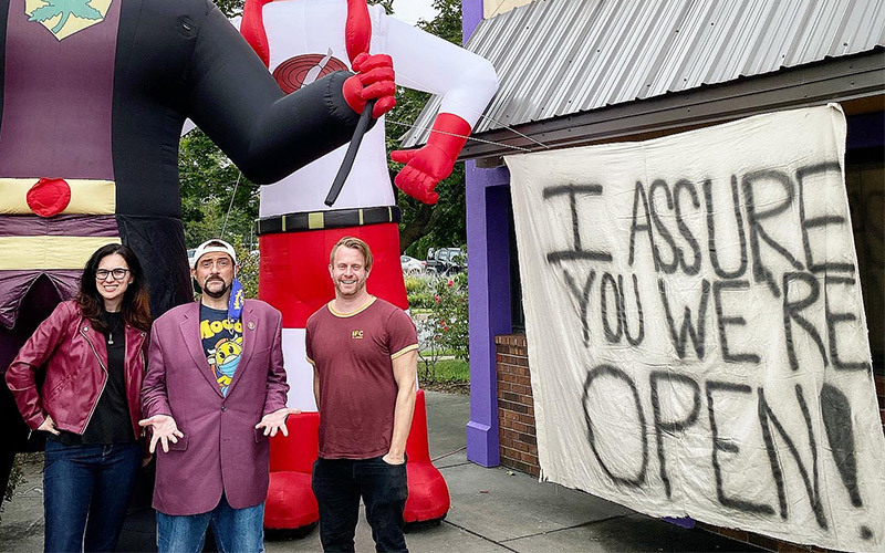 Mooby's, 'Masters of the Universe,' and That Kevin Smith