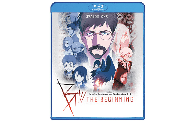 'B: The Beginning' Season One Blu-Ray Review: You Don't Have to Love Anime to Love This