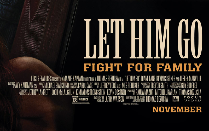 Free At Home Screening: 'Let Him Go' Movie Screening