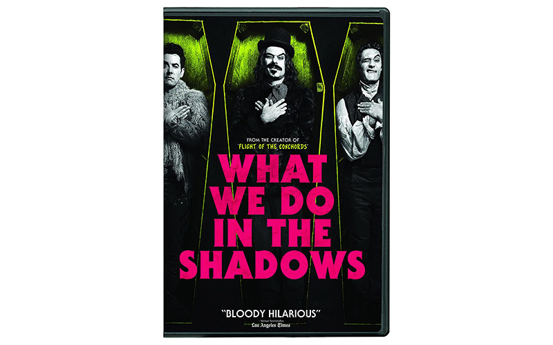 'What We Do in the Shadows' DVD Review: The Perfect Comedy for Halloween!