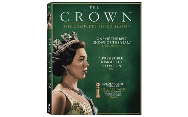 The Crown Season 3 DVD Review