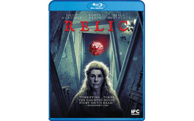 Relic Blu-Ray Review