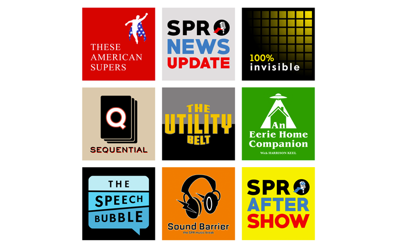 SPR – Superhuman Public Radio – Now Available as a Podcast