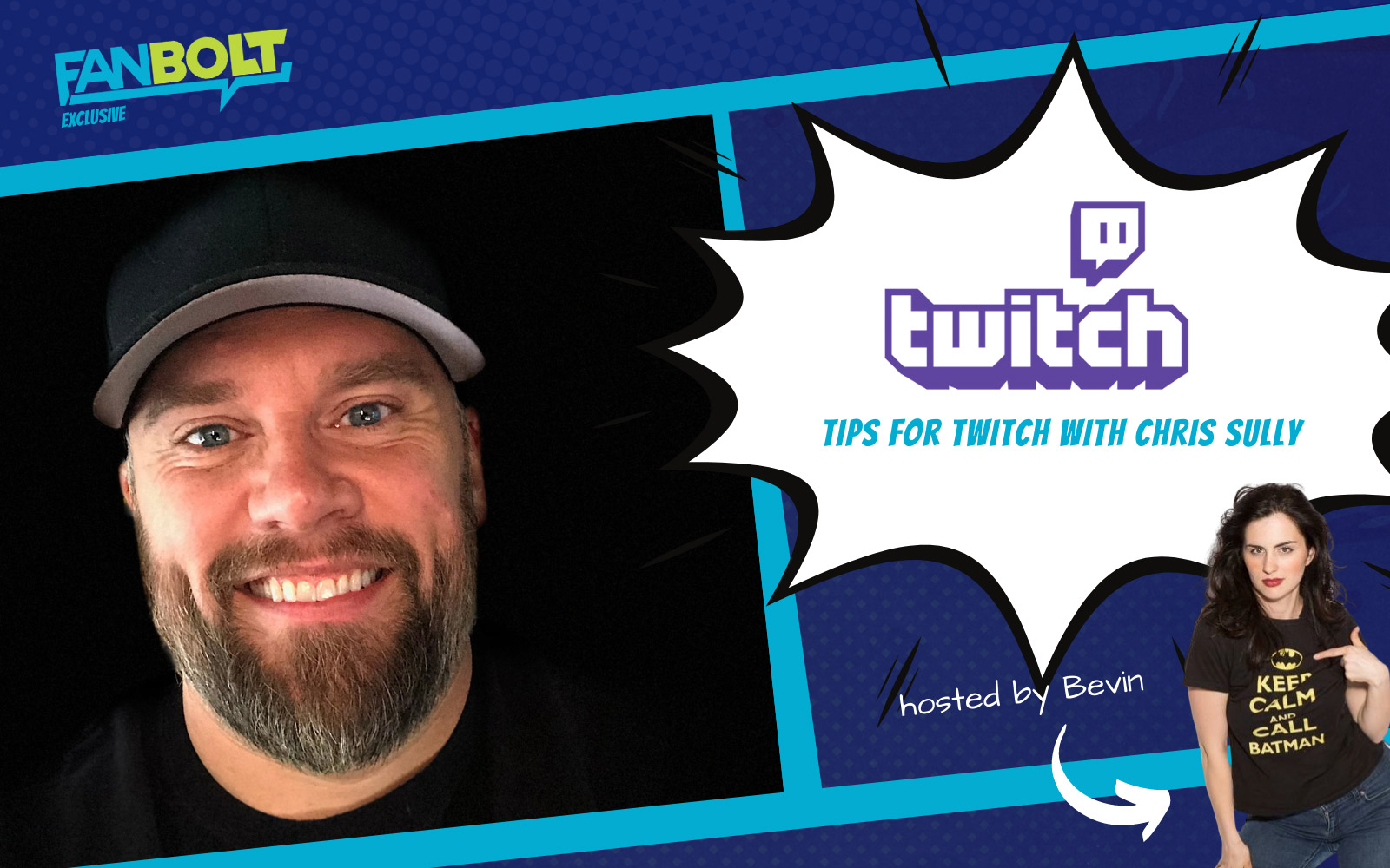 Chris Sully - Twitch Tips