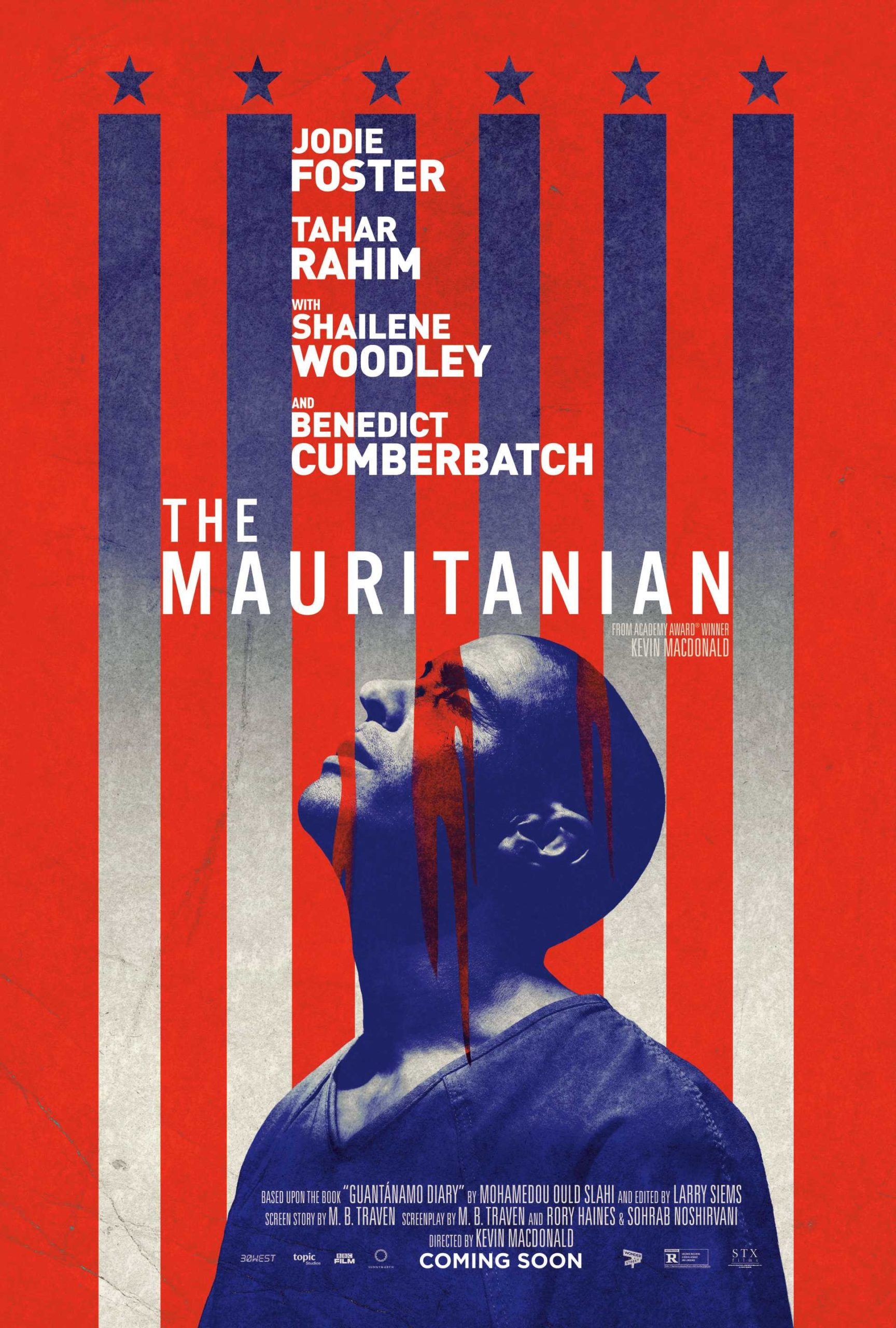 The Mauritanian Poster