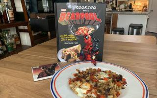 Geek Cooking with Deadpool